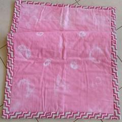 A-B-C, 1-2-3 Handmade Baby Quilt