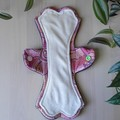"10"" moderate exposed core cloth pad (Lips of an Angel)"