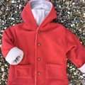 Toddlers warm winter jacket Size 4