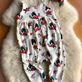FIELDS of HORSES ROMPER , size 1