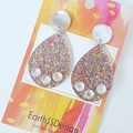 Acrylic - Dangle Earrings