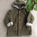 Toddlers warm winter jackets