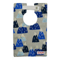 Blue Mountains Large Style Bib