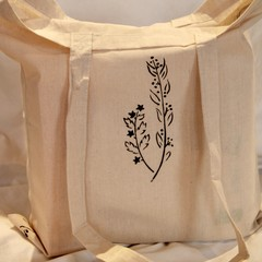 The wild flowers bag