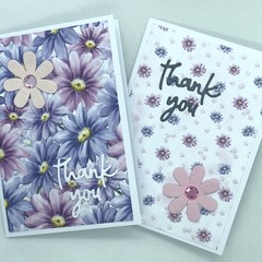 Mini Thank You Cards (6)