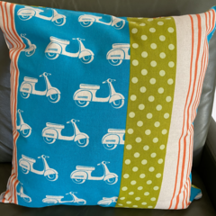Scooter cushion