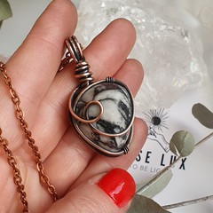 Pinolith Pendant