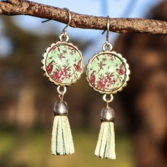 Aqua Sparrow Emma Earrings