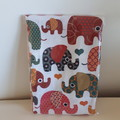 ELEPHANTS  FABRIC - 150cm wide