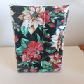 POINSETTA  FABRIC - 1 METRE