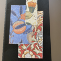 William Morris pocket notebook