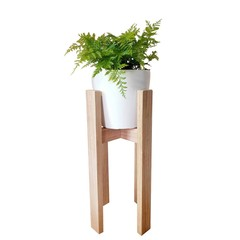 Tasmanian Oak Plant Stand