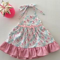 "Size 1 ""Tweetie Bird"" Dress"