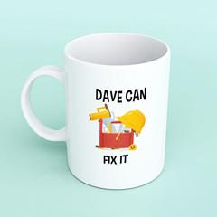 Personalised Mug, Fathers Day Mug
