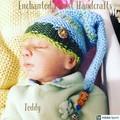 Beanie, Pixie Style for Baby/Reborn/Doll/Teddy