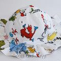 Sunny Day Sun Hat. Sizes 0-6 months - 4-8 years