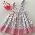 """Size 2 - """"Tweetie Bird"""" Party Dress"""