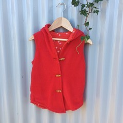Toddlers warm winter vest. - size 3