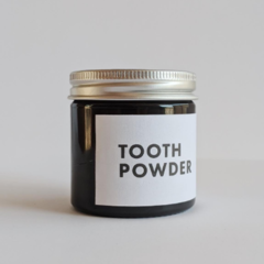 tooth powder  |  60g - all natural toothpaste alternative, remineralizing