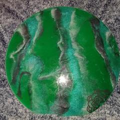 GREEN ROUND