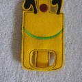 Asthma Puffer Carrier