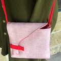 PINK MINI MESSENGER