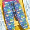 Size 3 Peter Pan Harem Pants