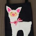 Llama Shopping Bag