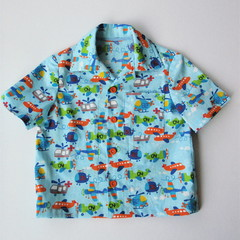 Short sleeved shirt - Child's size