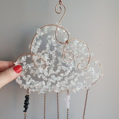 Cloud Sun Catcher