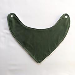Military green Bandana bib