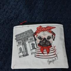 Gorgeous Bulldog/Pugs pouches