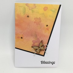 Blank Card - Blessings Selection