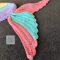 Mermaid Tail Pouch