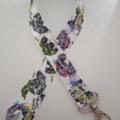 Monster truck print lanyard / ID holder / badge holder