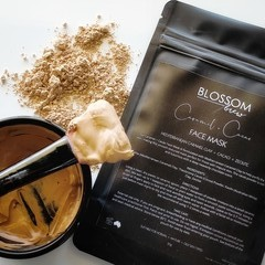 Caramel + Cacao Clay Face Mask