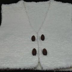 Soft and Snugly Sleeveless Jacket