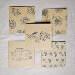 Card Pack (Pack of 5)