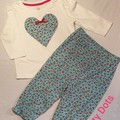 3 Piece Baby Clothing Set