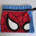 Character Zippered Pencil Case