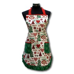 All I want for Christmas is you - ladies apron