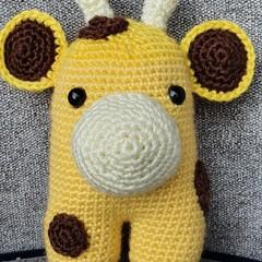 """Shorty"" the Giraffe"
