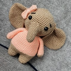 """Ellie"" The Elephant"