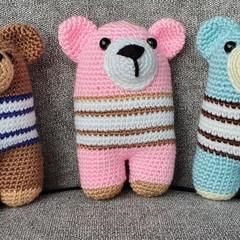 Teddy Bear Softies
