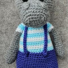 """ Harry"" The Hippo"