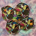 "Lollies cloth pad liner 6"" (15cm)"