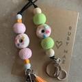 Donut Key rings