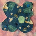 "Birds cloth pad liner 6"" (15cm)"