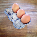 Egg Tray - Handmade Ceramic Egg Carton