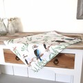Kookaburra Tea Towel, Australian Bird Tea Towel, Tea Towels